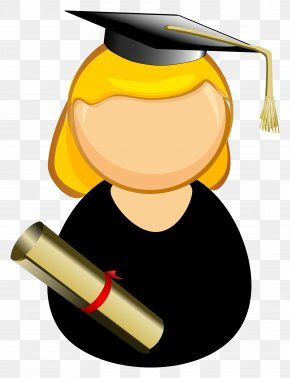 Student - Graduation Ceremony Graduate University Clip Art PNG