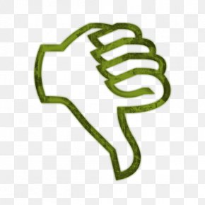 Thumbs Down Cliparts - Thumb Signal Gesture Clip Art PNG