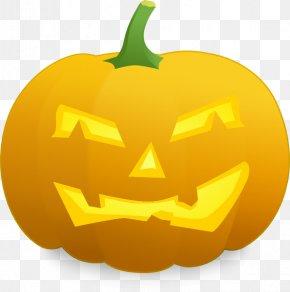 Jack O Lanter - Jack-o'-lantern Halloween Clip Art PNG