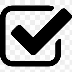 Check Symbol - Font Awesome Check Mark Font PNG