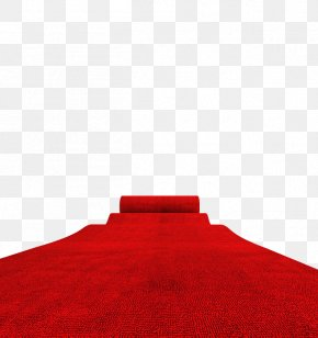 Red Carpet - Red Angle Pattern PNG