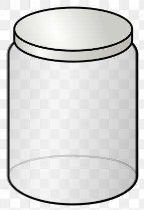 Pickles Jar Cliparts - Mason Jar Clip Art PNG