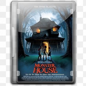 Monster House - Poster Action Figure Film PNG