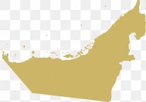 United Arab Emirates - Abu Dhabi Dubai Fujairah Emirates Of The United Arab Emirates Map PNG