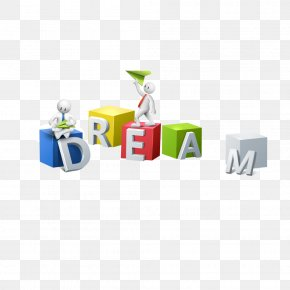 Dream - Download 3D Computer Graphics Arrow Icon PNG