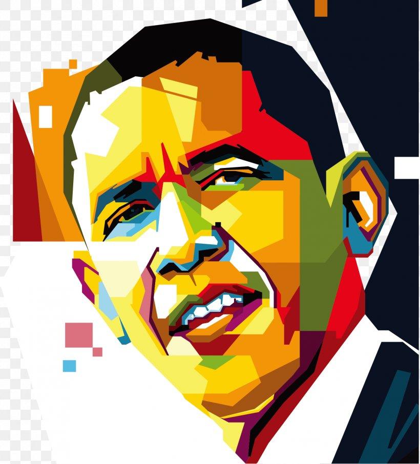 Barack Obama United States WPAP Portrait, PNG, 1502x1660px, Barack Obama, Art, Deviantart, Digital Art, Fictional Character Download Free