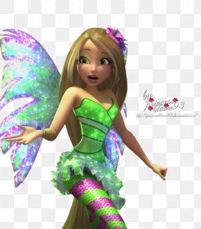 Season 5 SirenixFlora - Flora Bloom Winx Club PNG