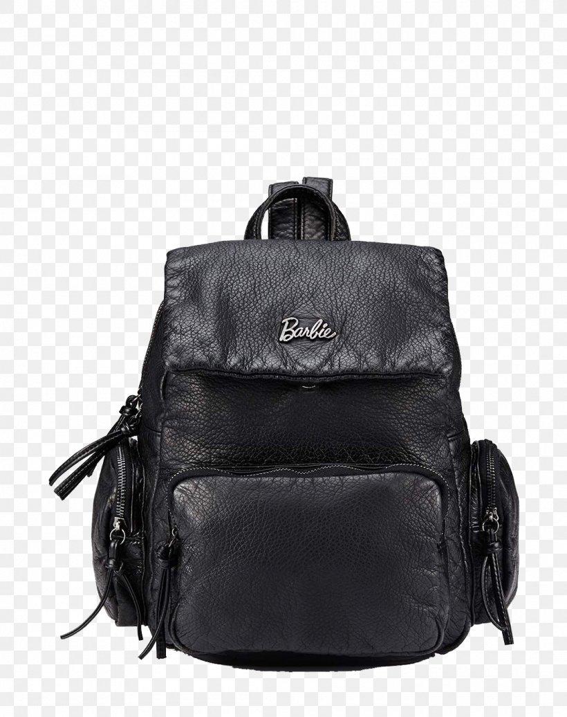 Handbag Backpack Leather Barbie, PNG, 1100x1390px, Handbag, Backpack, Bag, Barbie, Black Download Free