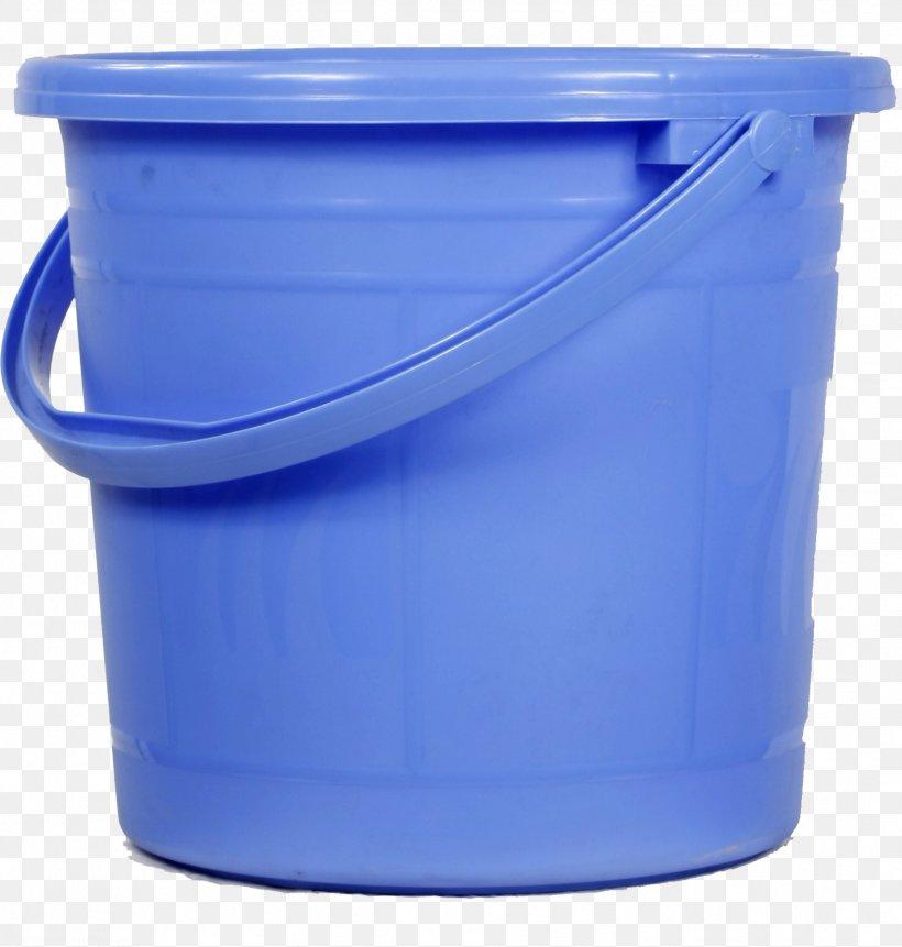 Bucket Plastic, PNG, 1577x1656px, Bucket, Basket, Blue, Bucket And Spade, Cobalt Blue Download Free