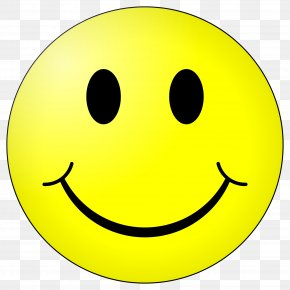 Smiley Face - Smiley Emoticon World Smile Day Clip Art PNG