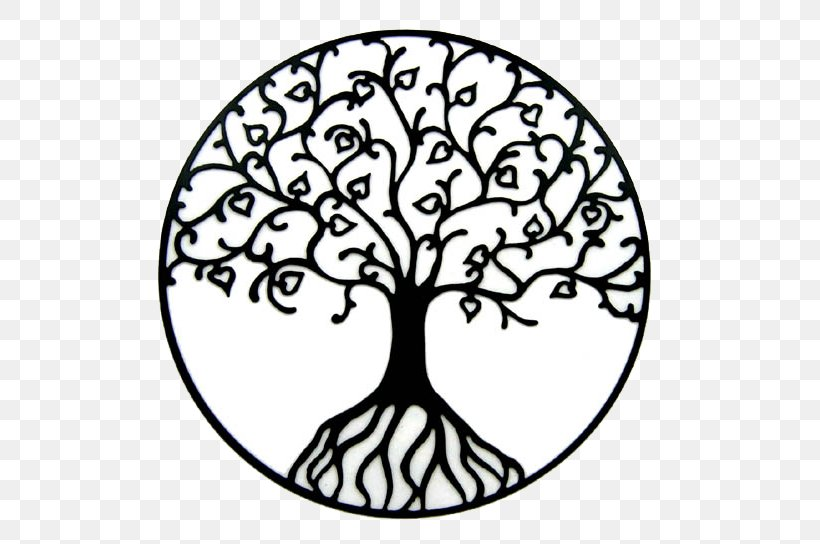 Clip Art Tree Of Life Drawing Celtic Sacred Trees Png