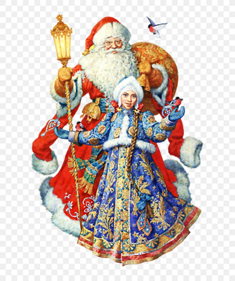 Ded Moroz Snegurochka Santa Claus New Year Grandfather, PNG, 632x980px, Ded Moroz, Child, Christmas, Christmas Decoration, Christmas Ornament Download Free