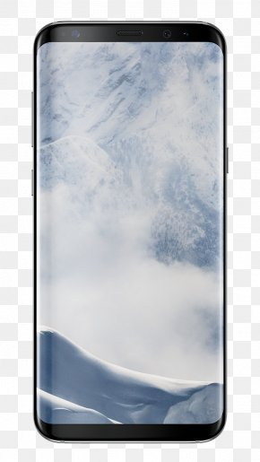Samsung - Samsung Galaxy S8+ Samsung Galaxy S7 Smartphone Android PNG