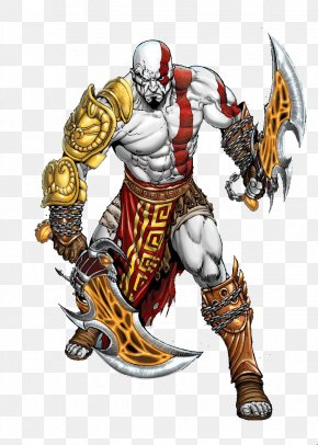 God Of War Transparent Background - God Of War III God Of War: Ascension God Of War Saga T-shirt PNG