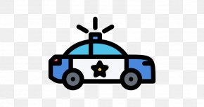 Police Clipart Car - Police Car Clip Art Vehicle PNG