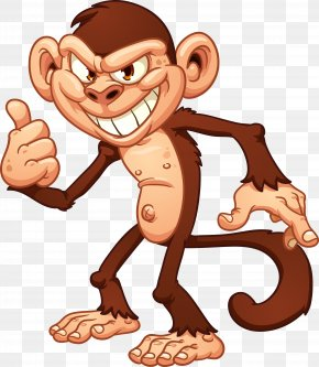 Monkey - The Evil Monkey Three Wise Monkeys Clip Art PNG