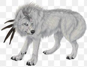 Dog - Alaskan Tundra Wolf Drawing Line Art DeviantArt PNG
