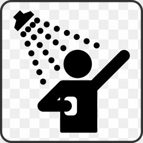 Shower Cliparts - Shower Bathroom Clip Art PNG