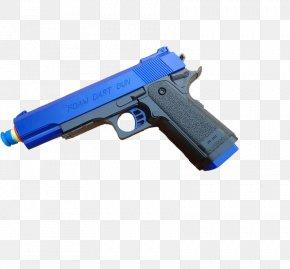 Rubber Goods - Trigger Toy Weapon Handgun Pistol Gun Holsters PNG