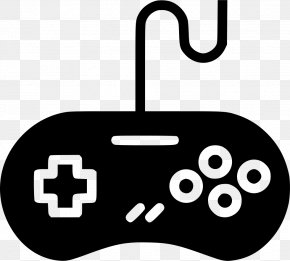 Gamepad - Super Nintendo Entertainment System Wii U Game Controllers Clip Art PNG