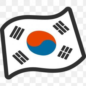 Korean - Flag Of South Korea Flag Of North Korea PNG