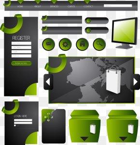 Vector Web Design - Web Design Web Page Shutterstock PNG