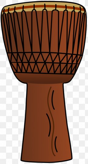 African Cliparts - Africa Djembe Drum Clip Art PNG