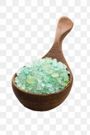 Green Sea Salt Crystals - Crystal Salt Green Sodium Chloride PNG