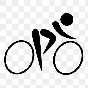 Cycle - Cycling Summer Olympic Games Bicycle Clip Art PNG