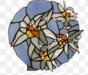 Painted Floral Pattern - Flower Floral Design Clip Art PNG