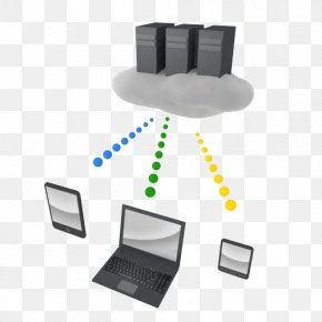 Cloud Computing - Internet Cloud Computing Computer Network Computer Servers PNG