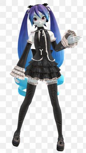 Hatsune Miku - Hatsune Miku Project Diva F Hatsune Miku: Project Diva X MikuMikuDance PNG