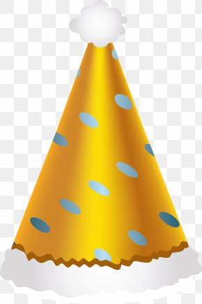Colorful Cone Christmas Hats Vector - Christmas Hat Euclidean Vector PNG