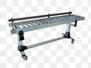 Adjustable - Machine Conveyor System Conveyor Belt Lineshaft Roller Conveyor PNG