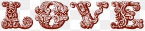 Love Decorative Transparent Clip Art Image - Love Clip Art PNG