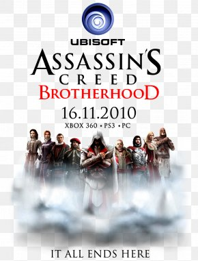 Ezio Auditore - Assassin's Creed: Brotherhood Assassin's Creed: Revelations Xbox 360 Fable II PNG