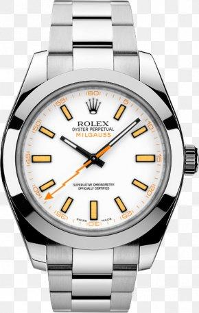 Rolex Milgauss - Rolex Milgauss Rolex Datejust Rolex Sea Dweller Rolex Daytona PNG