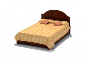 Bed - Bed Frame Sofa Bed Couch PNG