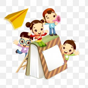 Child Paper Airplane - Poster Summer Vacation PNG