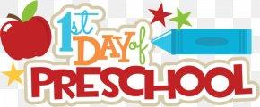 Preschool Newsletter Cliparts - Pre-school Keller Elementary School First Day Of School Kindergarten Clip Art PNG
