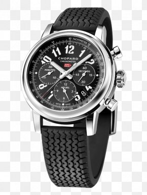 Mille Miglia - Mille Miglia Chopard Rolex Daytona Watch Chronograph PNG
