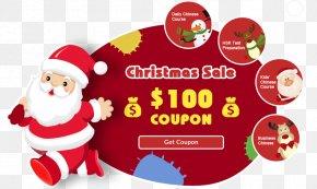 Santa Claus - Santa Claus Christmas Ornament Car New Year PNG