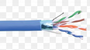 Category 5 Cable - Category 5 Cable Category 6 Cable Twisted Pair American Wire Gauge Shielded Cable PNG