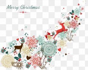 Creative Christmas - Santa Claus Christmas Vintage Clothing Clip Art PNG