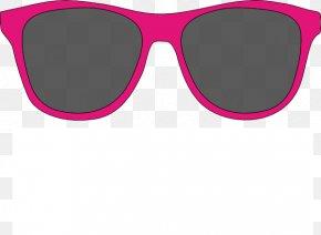 Darren Criss Sunglasses Clip Art - Aviator Sunglasses Clip Art PNG