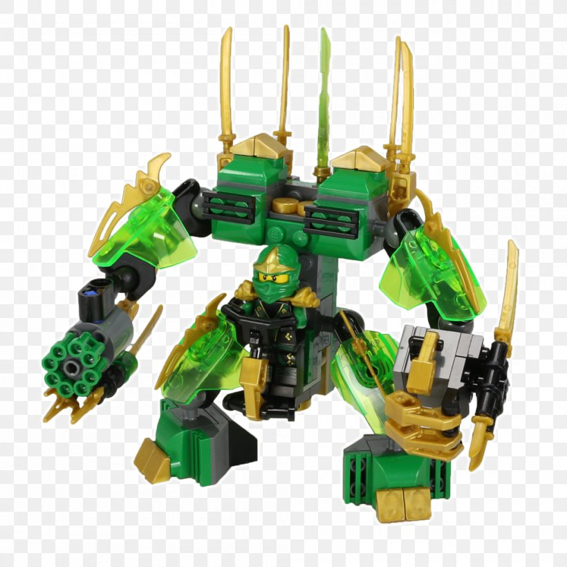 Lloyd Garmadon Robot Lego 70612 The Lego Ninjago Movie Green Ninja Mech Dragon Png 1000x1000px Lloyd