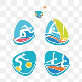 Rio Olympics - 2016 Summer Olympics 2020 Summer Olympics Paralympic Games Swimming At The Summer Olympics Pictogram PNG