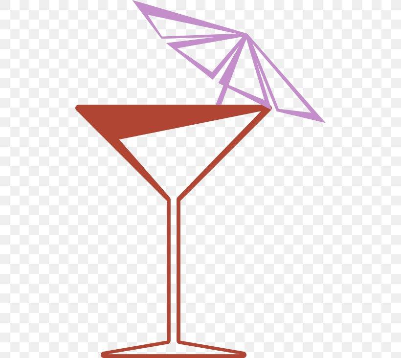 Cocktail mit Zitrone Clipart kostenlos