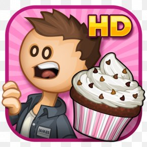 Android - Papa's Cupcakeria HD Papa's Freezeria HD Papa's Cupcakeria To Go! Android PNG