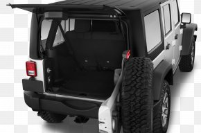 Jeep - 2015 Jeep Wrangler Car Sport Utility Vehicle Trunk PNG